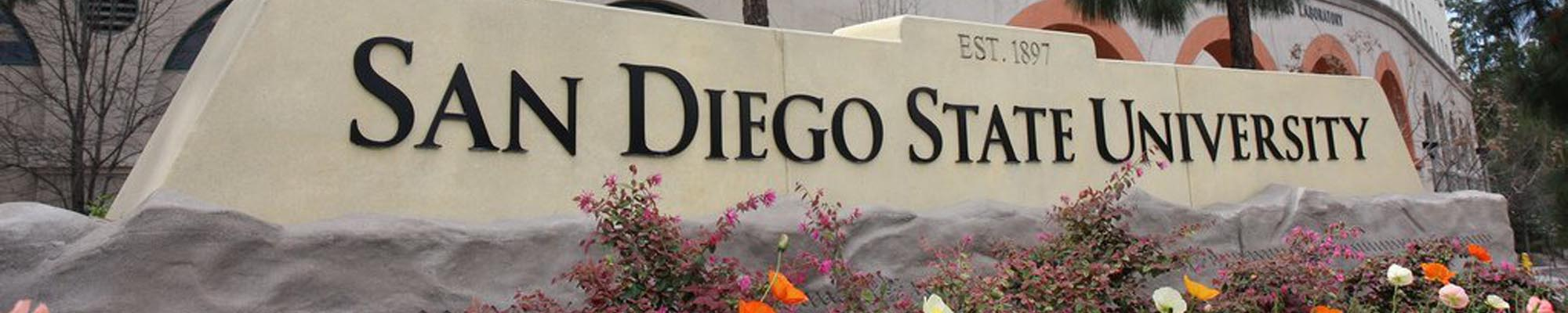 San Diego State University established 1897