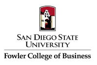 San Diego State University Fowler College of Business